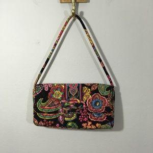 Vera Bradley Parisian Paisley Bag